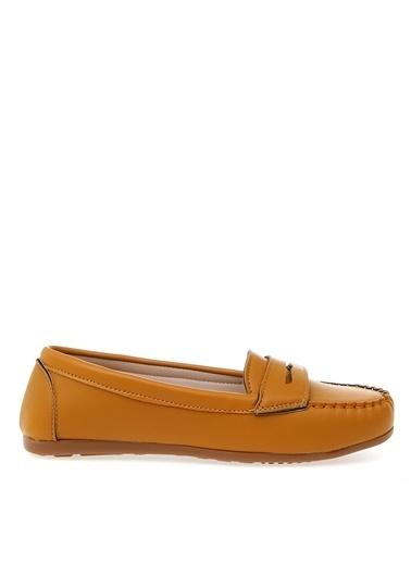 Limon Company Ayakkabı Hardal